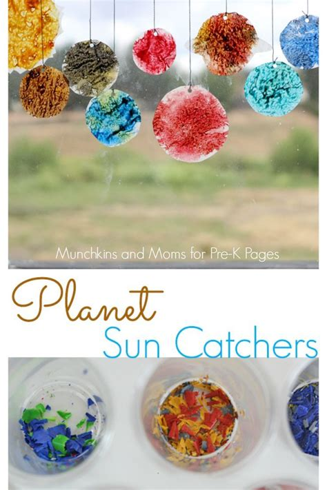 planet crafts for 119 best space solar system crafts activities images on