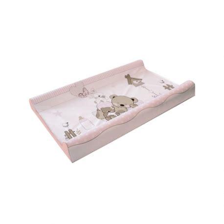 cuscino per fasciatoio cuscino fasciatoio morbido con tasca col rosa primi sogni