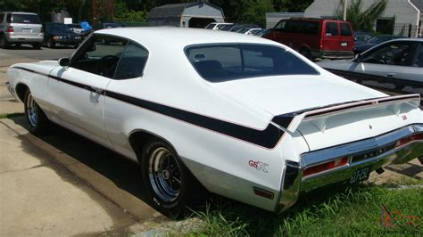 1970 buick gsx 455 coupe restored and rust free