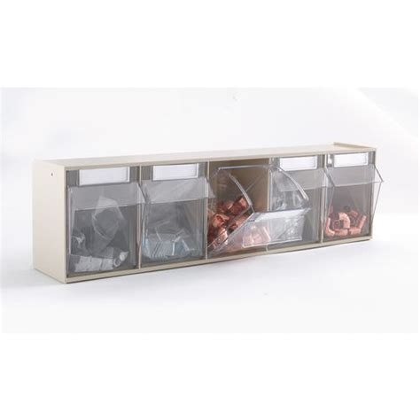 Clear Drawer Storage Units Clear Tilting Drawer Units Small Parts Storage Storage