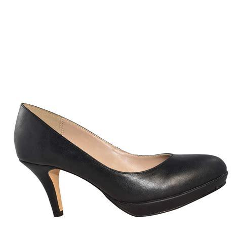 left right platform mid heel mid heel dress