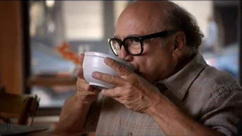 nespresso commercial actress with danny devito nespresso tv spot training day featuring george clooney