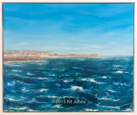 St Sea imagianation st ives sea