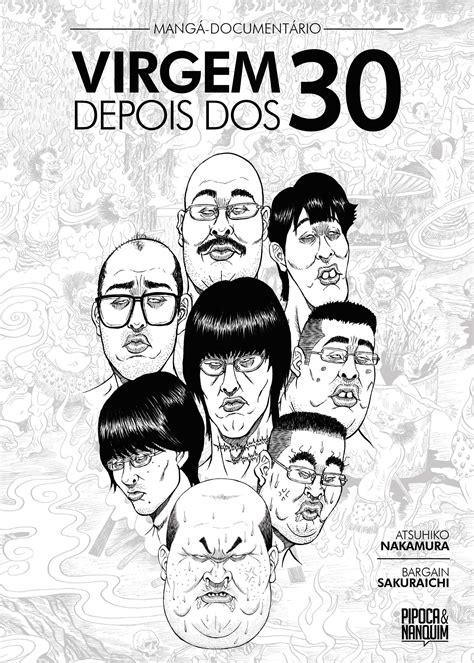 Mangá documentário Virgem depois dos 30, lançado pela