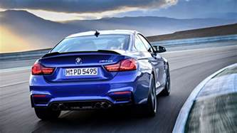 Bmw M4 The Bmw M4 Cs Is A Limited Run M4 With A Power Bump The