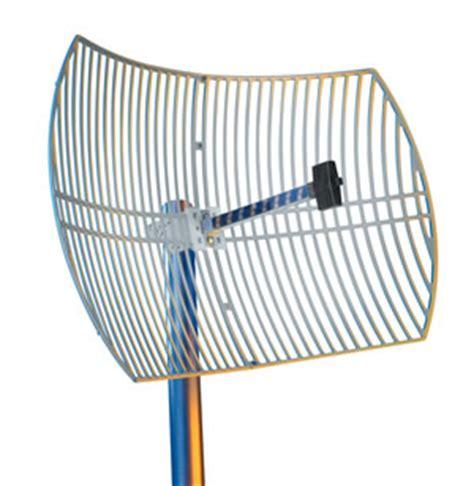 24 dbi diecast directional antenna rfldc24 24 119 50 the wifi shop