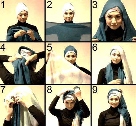 tutorial hijab wisuda untuk hari kelulusan semakin spesial gambar tutorial hijab untuk wisuda new style for 2016 2017