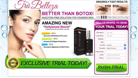 Claims To Be The Anti by Tru Belleza Trial Offer Review Is It A Scam