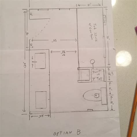 10 x 12 bathroom layout 7 x 10 bathroom design is ok