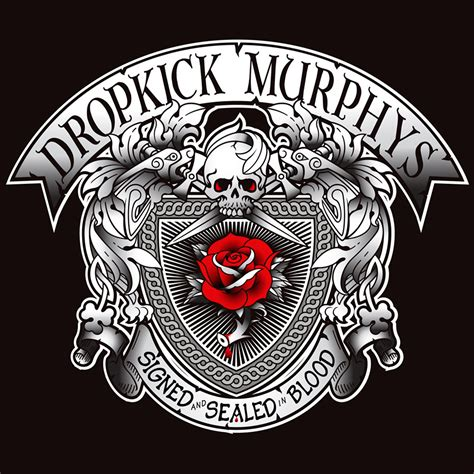 dropkick murphys signed and sealed in blood too much music