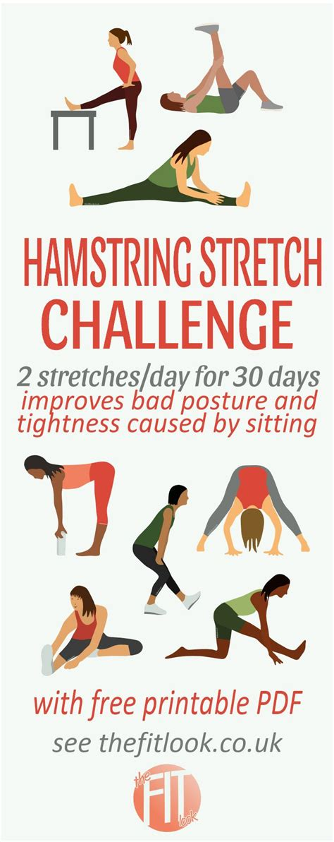 best flexibility exercises best 25 tight hamstrings ideas on stretches