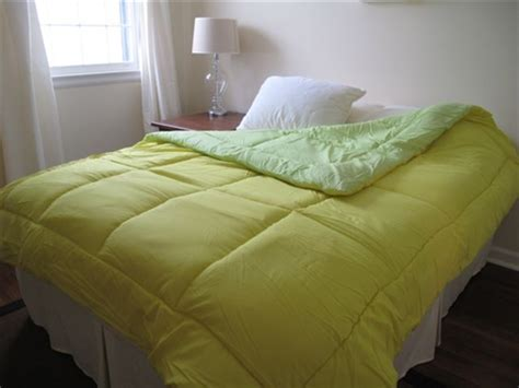 yellow twin xl comforter dorm room products for college dorms yellow lime green