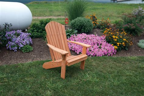 how to stain adirondack chairs outdoor fanback cedar adirondack chair 8 stain options