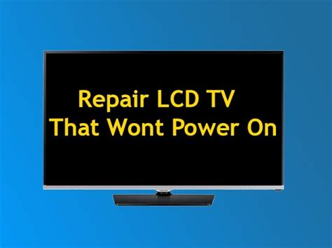 tv wont turn on capacitors are samsung tv wont turn on not capacitor 28 images samsung tv wont turn on not capacitor 28