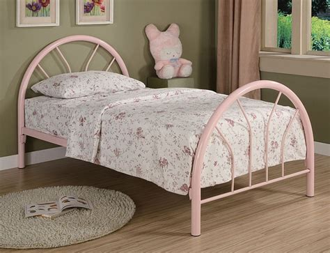 twin bed mattress size twin size bed in pink kids beds