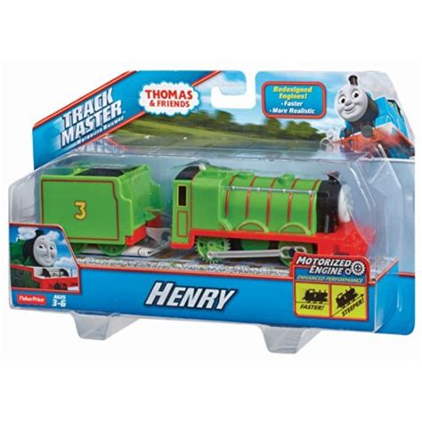 Fisher Price And Friend Motorized Henry fisher price the trackmaster motorized henry engine toys