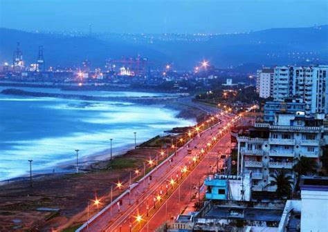 Visakhapatnam declared as the 9th richest city in India