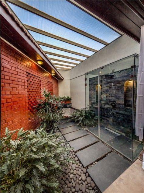 maharashtrian wada inspired modern home   resort spa architecture spa