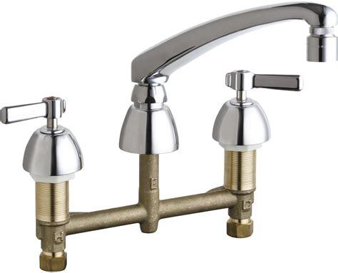 chicago faucets 201 al8 317abcp chrome commercial grade chicago faucets 201 al8e29vp317xkcp