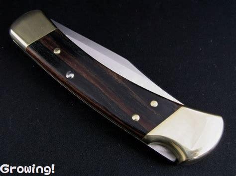 50 knife shop ナイフショップ グローイング buck バック ナイフ 110 フォールディングハンター 50周年アニバーサリー