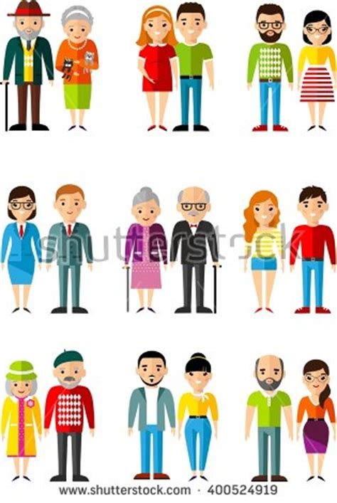 Find Peoples Ages For Free And Of All Ages Stock Images Royalty Free Images Vectors