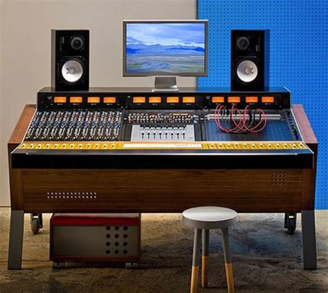 diy mixing desk um project s awesome sound engineering console core77