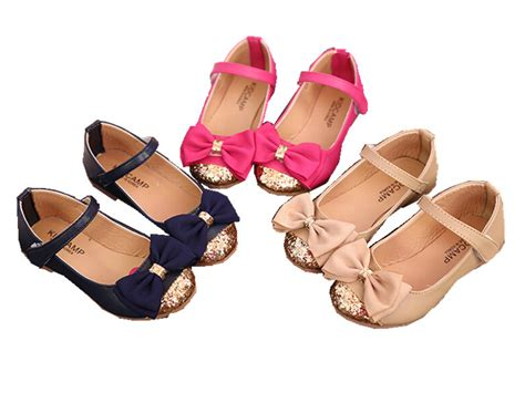 children s shoes for flat lovely bowtie princess flats children shoes shoes