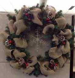 best 25 burlap christmas wreaths ideas on pinterest diy