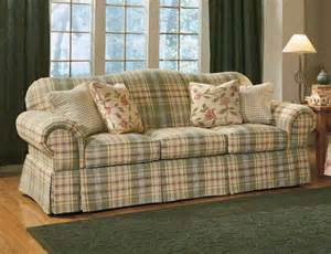 country plaid sofas anyone plaid couches edited