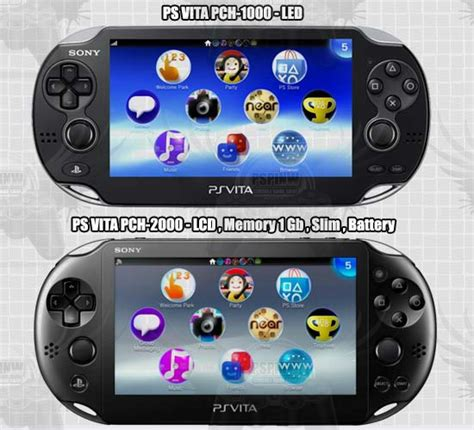Vita Pch 2000 - ps vita pch 2000 light and slim 6 colors no more oled instead cute penguins