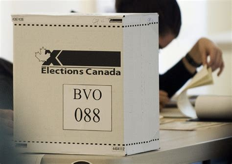 canadians trust  elections    federal vote delacourt toronto star