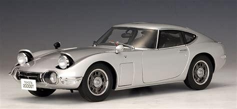 autoart toyota 2000gt autoart toyota 2000 gt coupe silver 78743 in 1 18