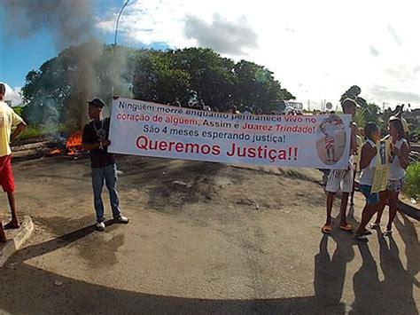 g1 grupo protesta e afeta tr 225 fego de ve 237 culos na br 324