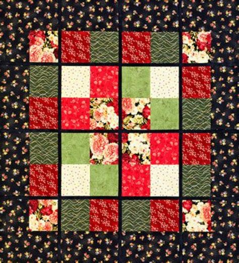 Quilt Patterns Using Eighths by Window Pane Wall Hanging Allpeoplequilt