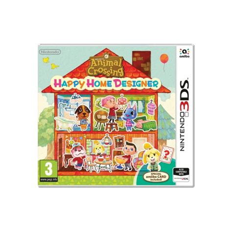 Kartu Amiibo animal crossing happy home designer amiibo isabelle summer 3ds