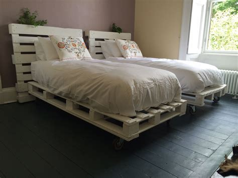 bed with pallets single bed frames made out of pallets bed designs