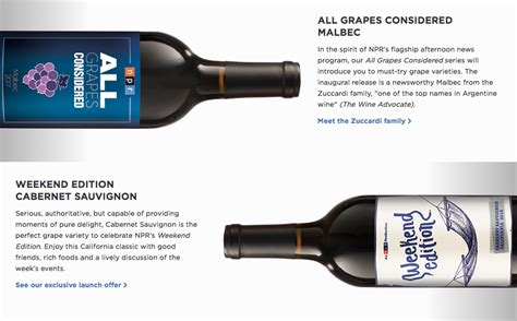 http www current npr wine club includes broadcaster inspired offerings