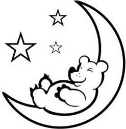 moon coloring pages free printable moon coloring pages for best