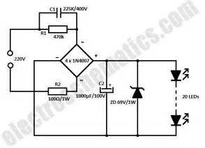 Led Light Bulbs Circuit Diagram White Led Flood Lights Circuit