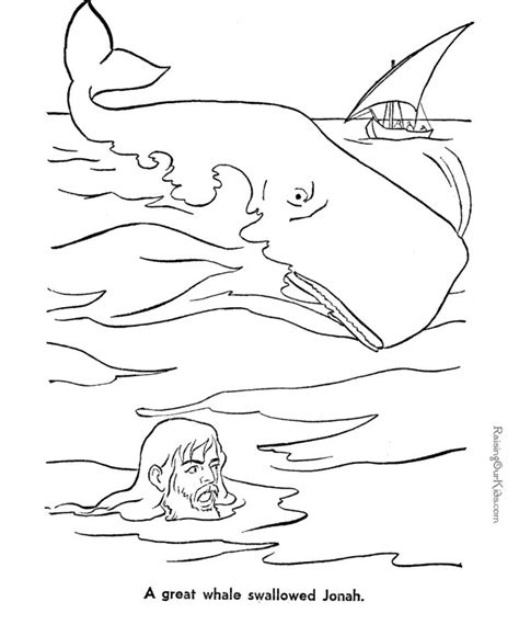 bible coloring pages fish 277 best jonah images on pinterest animal kingdom fish