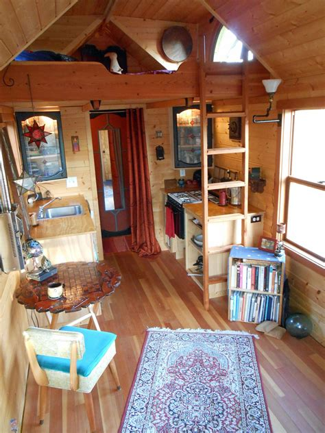 Micro Homes Interior by Mighty Micro House Tiny House Swoon