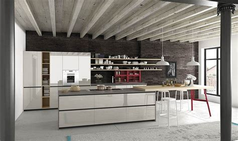 Small Kitchen Layouts With Island Contemporary Italian Kitchens Designs Creative Timeless Ideas