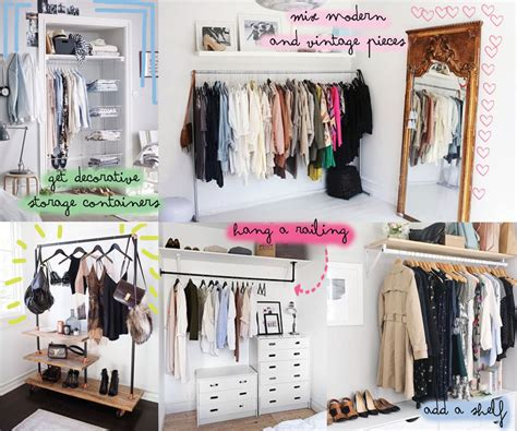 no closet solution 3 no closet solutions for your bedroom bonjour chiara