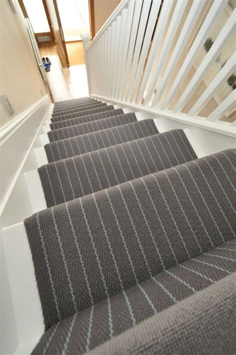 Herringbone Rug 17 Best Images About Striped Staircase On Pinterest