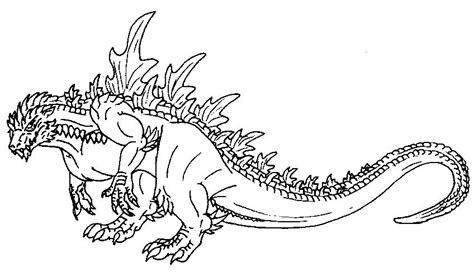 lego godzilla coloring pages recreational break 10 godzilla coloring pages and pictures