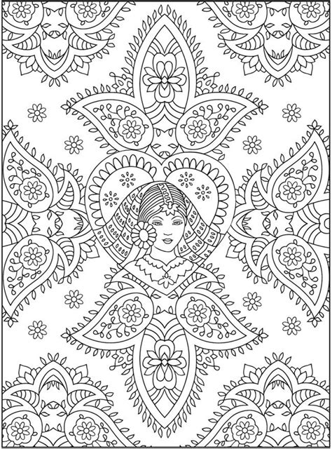 coloring pages of mehndi designs 17 best images about paisley henna mehndi coloring art