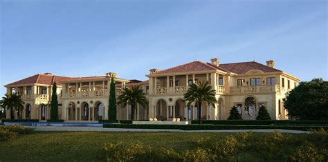 Country Living House Plans by 55 000 Square Foot Mega Mansion Being Built In Newport