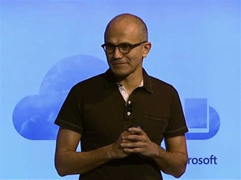 nadella builds new microsoft in 3 months business insider