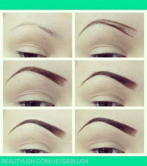 Etude House Draw Eye Brow Pensil Alis Favorite eyebrow tutorial b s jessieblush photo