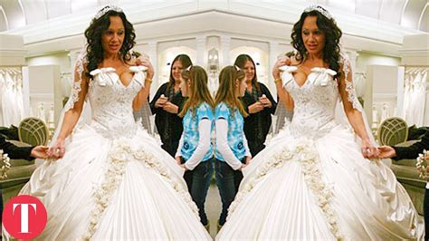 Ho Ho Horrible The Worst In Attire by 10 Worst Wedding Dresses Seen On Say Yes To The Dress